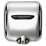 XLERATOReco Hand Dryer Menu Image