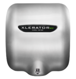 XLERATOReco XL-SB-ECO Hand Dryer Brushed Stainless Steel Cover
