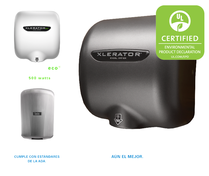 All Available Hand Dryer Units